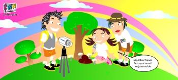 Kids Witness News Cerita Lingkungan Dari Kaca Mata Anak Anak Aku